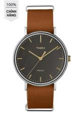 Mua Đồng Ho Day Da Timex Tw2P97900