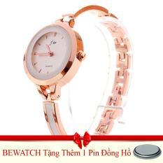 Bán Đồng Hồ Day Kim Loại Jw Be Watch Vang Tặng Kem 01 Vien Pin Bewatch Trực Tuyến
