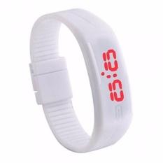 Hình ảnh Đồng hồ đèn led thể thao (trắng)
