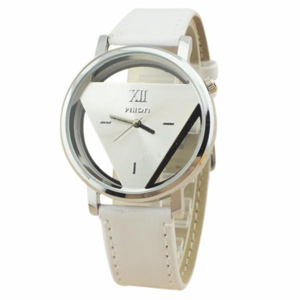 Đồng hồ đeo tay nam dây giả da Wilon WL031_WHWH9788 (Trắng)