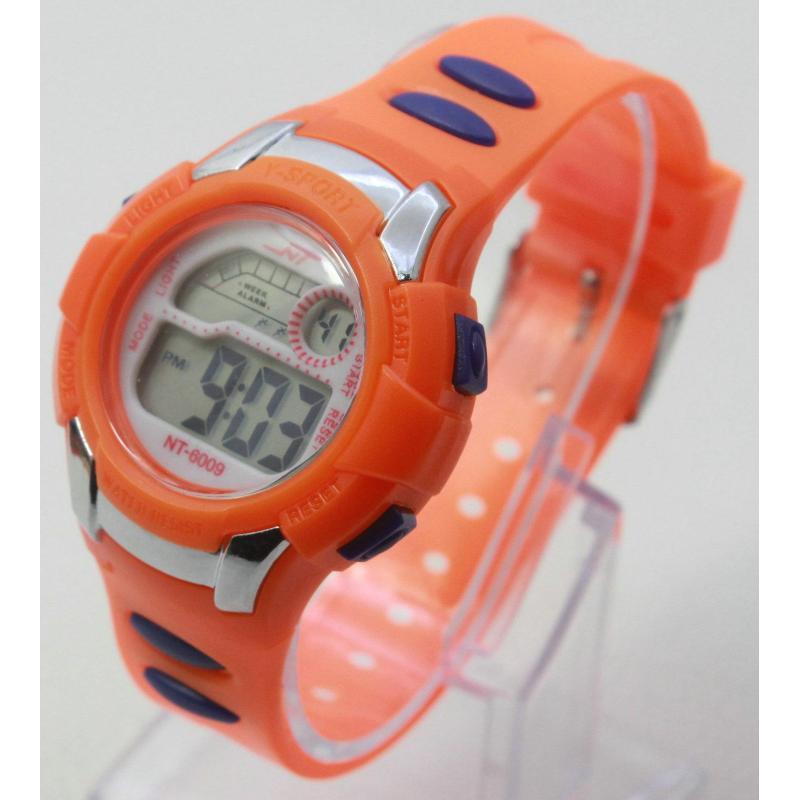 Nơi bán Đồng hồ điện tử trẻ em IDMUASAM 7915 (Cam)