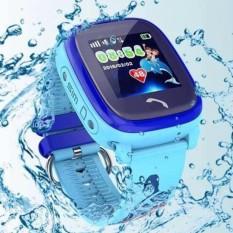 Đồng hồ Định vị quản lý giám sát trẻ em GPS-LBS DF25G chống nước tuyệt đối IP67