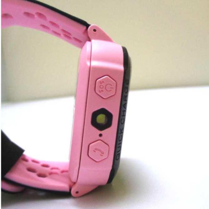 Hình ảnh Đồng hồ định vị trẻ em GPS - Smart Watch Happy Kids V2