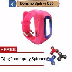 Bán Đồng Hồ Định Vị Trẻ Em Smartwatch Q50 Tặng Con Quay Spinner Nguyên