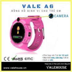 Nơi bán Đồng hồ định vị trẻ em VALE A6 - 3456 Hồng Phấn