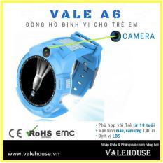 Đồng Hồ Định Vị Trẻ Em Vale A6 89531 Xanh Dương Vale Chiết Khấu 30