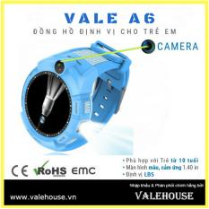 Nơi bán Đồng hồ định vị trẻ em VALE A6 - 89535 Xanh Dương