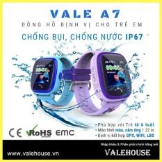 Nơi bán Đồng hồ định vị trẻ em VALE A7 - 0014 Tím