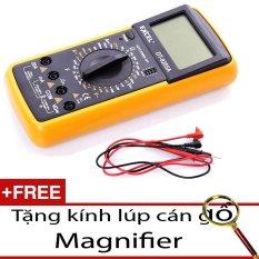 Bán Đồng Hồ Đo Vạn Năng Digital Multimeter Excel Dt9205A Tặng 1 Kinh Lup Magnifier Người Bán Sỉ