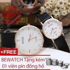 Bán Đồng Hồ Đoi Day Da Bewatch Tặng Them 01 Vien Pin Bewatch Rẻ