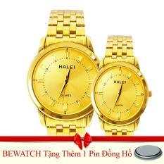 Bán Đồng Hồ Đoi Nam Nữ Be Watch Tặng Kem 01 Vien Pin Rẻ