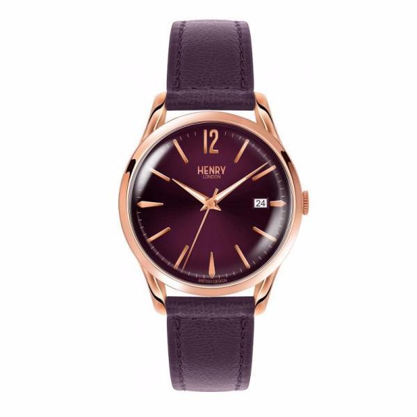 Đồng hồ Henry London HL39-S-0080 HAMPSTEAD