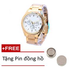 Giá Bán Đồng Hồ Kim Nam Oxford Mw5772 Vang Tặng Pin Đồng Hồ Trực Tuyến Hồ Chí Minh