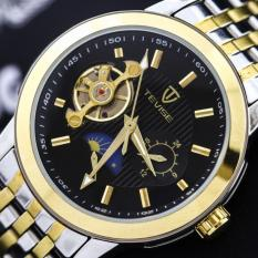 Bán Đồng Hồ Nam Cơ Automatic Day Thep Tevise Tew686 Tevise