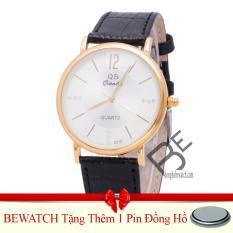 Mã Khuyến Mại Đồng Hồ Nam Day Da Bewatch Đen Tặng Kem 01 Vien Pin Bewatch Mới Nhất