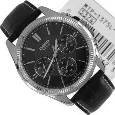 Đồng hồ nam dây da Casio MTP-1375L-1AVDF bán chạy