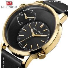 Đồng hồ nam dây da chạy 5 kim MINI FOCUS STT-M035 bán chạy