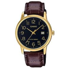 Nơi bán Đồng hồ nam dây da hiệu Casio MTP-V002GL-1BUDF