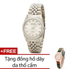 Mua Đồng Hồ Nam Day Kim Loại Bewatch Bạc Tặng Kem 1 Đồng Hồ Day Da Thổ Cẩm Rẻ Hà Nội