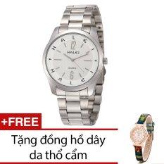 Giá Bán Đồng Hồ Nam Day Kim Loại Bewatch Bạc Tặng Kem 1 Đồng Hồ Day Da Thổ Cẩm Trực Tuyến
