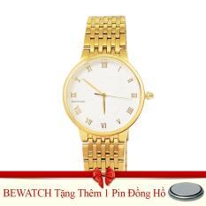Giá Bán Đồng Hồ Nam Day Kim Loại Bewatchtặng Kem 01 Vien Pin Nguyên Bewatch