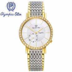 Mã Khuyến Mại Đồng Hồ Nam Day Kim Loại Mặt Kinh Sapphire Chống Xước Olympia Star Opa58012 07Dmsk T Olympia Star Mới Nhất