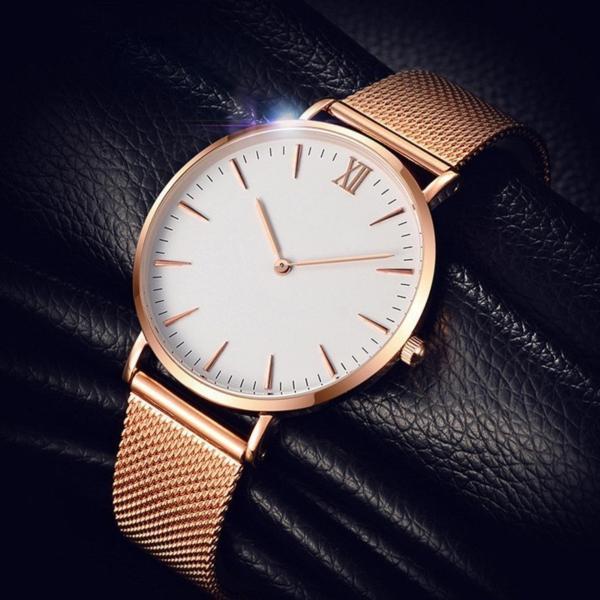 Đồng hồ nam dây lưới Geneve PKHRG005-3