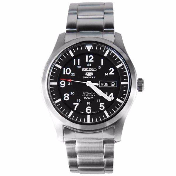 Đồng hồ nam dây sắt không gỉ Seiko 5 SNZG13K1 bán chạy