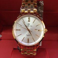 Đồng hồ nam dây thép không gỉ OLYMPIA STAR OPA58061MSK (Vàng) bán chạy