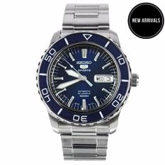 Giá Bán Đồng Hồ Nam Day Thep Seiko 5 Sport Snzh53J1 Automatic Made In Japan Mới