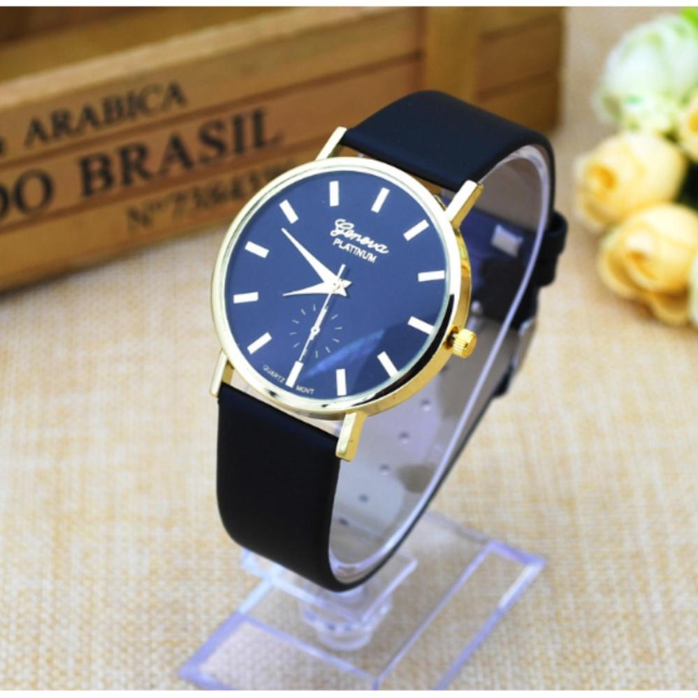 [HCM]Đồng hồ nam thời trang siêu đẹp (mặt đen)