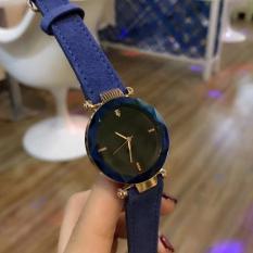đồng hồ nữ cao cấp ,dây da thật, chịu nước 30m, thời trang Europe bán chạy