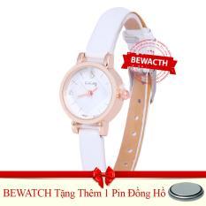 Ôn Tập Đồng Hồ Nữ Day Da Bewatchtặng Kem 01 Vien Pin Bewatch