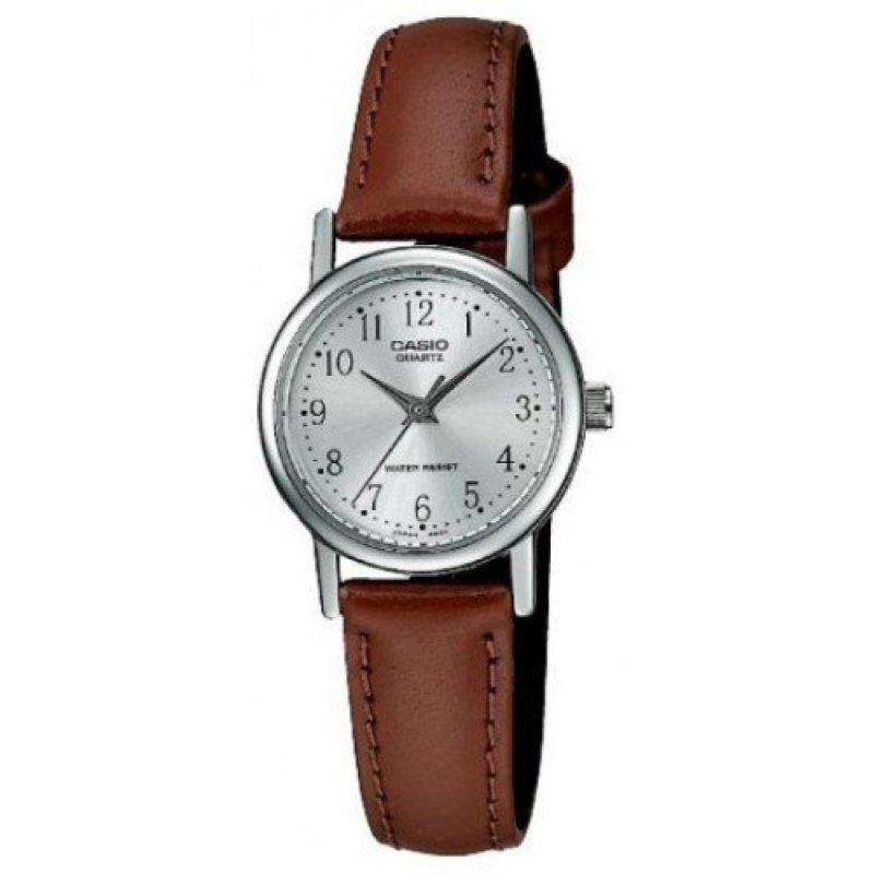 Nơi bán Đồng hồ nữ dây da Casio LTP-1095E-7BDF (Nâu)