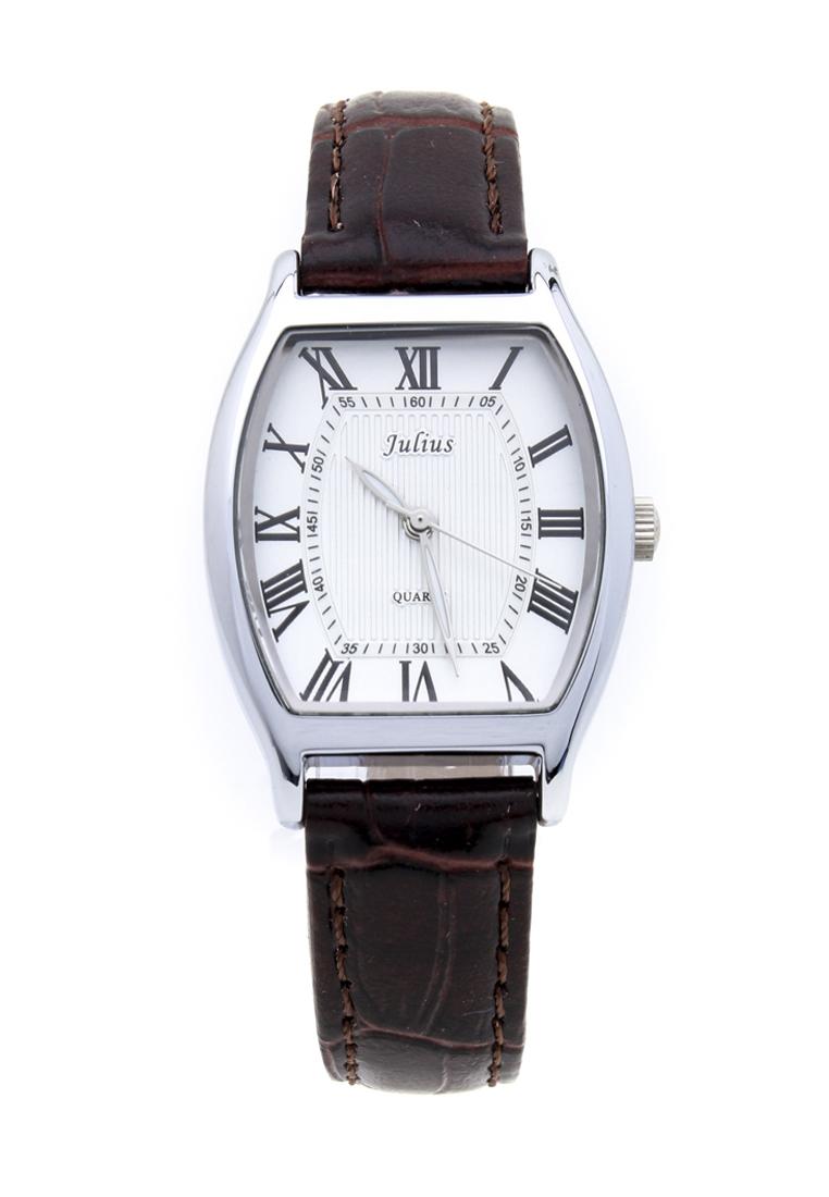 Nơi bán Đồng hồ nữ dây da P995 (Nâu)