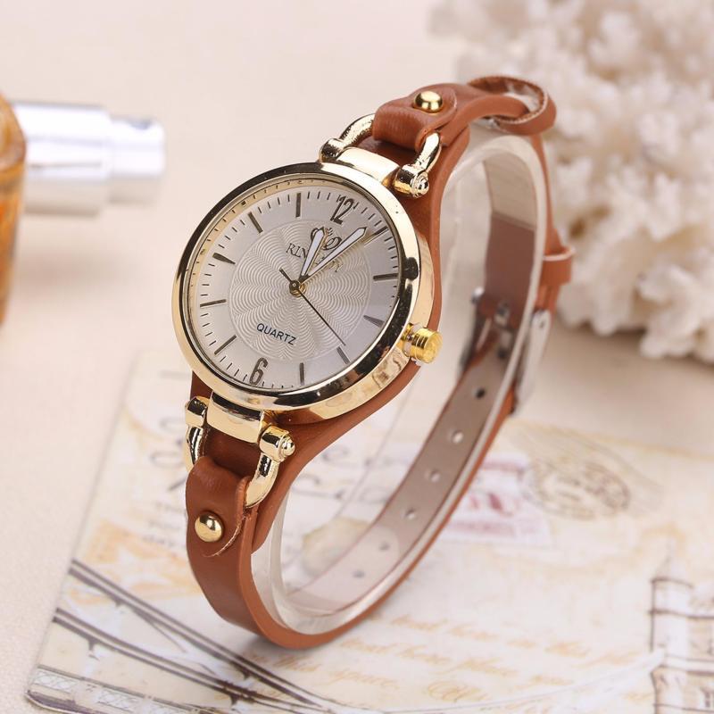 Đồng hồ nữ dây da Rinnady TS034_BR8898