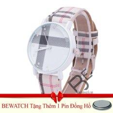 Mua Đồng Hồ Nữ Day Da Tặng Kem 01 Vien Pin Trực Tuyến