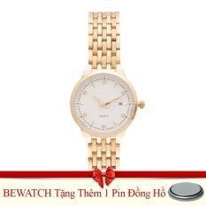 Mua Đồng Hồ Nữ Day Kim Be Watch Bs1741 Vang Tặng Kem 01 Vien Pin Hà Nội