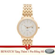 Giá Bán Đồng Hồ Nữ Day Kim Loại Be Watch Bs174 Vang Tặng Kem 01 Vien Pin Trực Tuyến