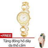 Cửa Hàng Đồng Hồ Nữ Day Kim Loại Bewatch Vang Tặng Kem 1 Đồng Hồ Day Da Thổ Cẩm Trực Tuyến