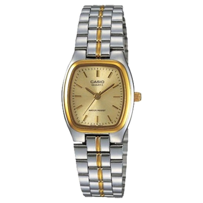Đồng hồ nữ dây kim loại Casio LTP-1169G 9ARDF (Bạc)