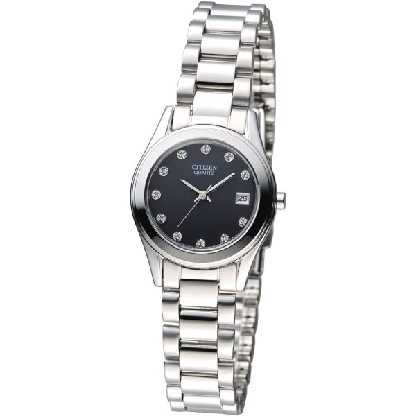 Đồng hồ nữ dây kim loại Citizen EU2660-50E (Bạc)