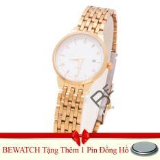 Cửa Hàng Đồng Hồ Nữ Day Kim Loại Tặng Kem 01 Vien Pin Bewatch Hà Nội