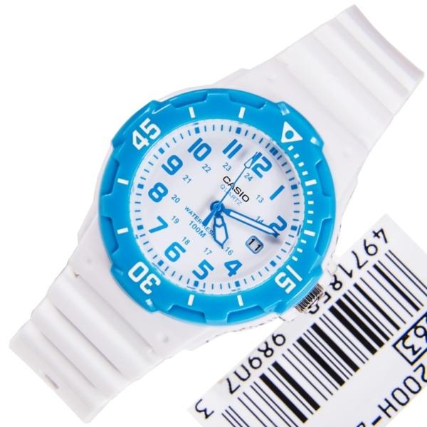 Nơi bán Đồng hồ nữ dây nhựa Casio LRW-200H-2Bvdf