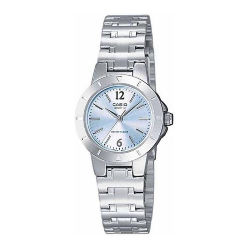 Đồng hồ nữ dây thép không gỉ Casio Ltp-1177A-2ADF