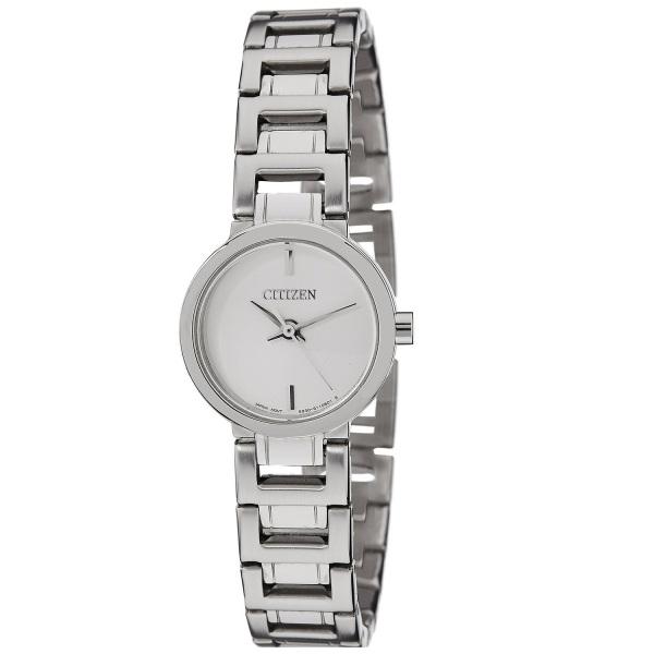 Đồng hồ nữ dây thép không gỉ Citizen Quartz EX0330-56A