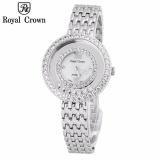 Đòng Hò Nữ Chinh Hang Royal Crown Italy 3628 Watch Royal Crown Chiết Khấu 50