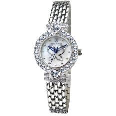 Đòng Hò Nữ Chinh Hang Royal Crown Italy 3844 Stainless Steel Watch Chiết Khấu Hà Nội