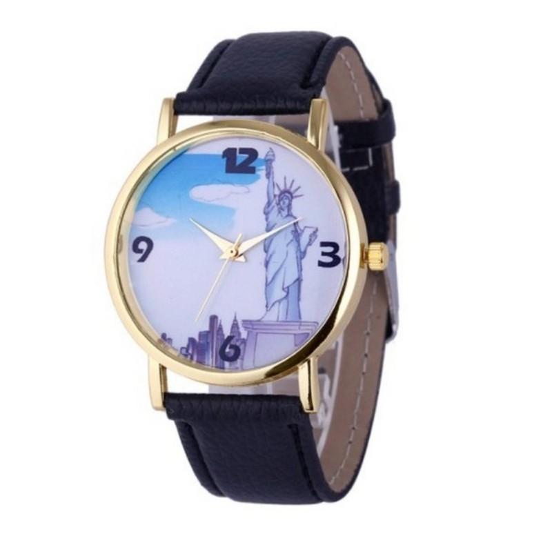 Đồng hồ nữ Decoshop68 W10-D màu Đen giá tốt bán chạy