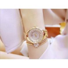 Đồng hồ nữ đính đá thời trang BS FA0280B - Gold